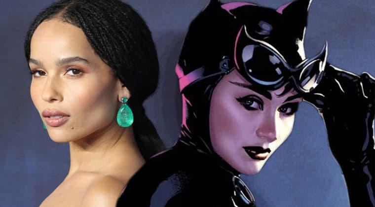 Imagen de Zoe Kravitz interpretará a la nueva Catwoman de The Batman