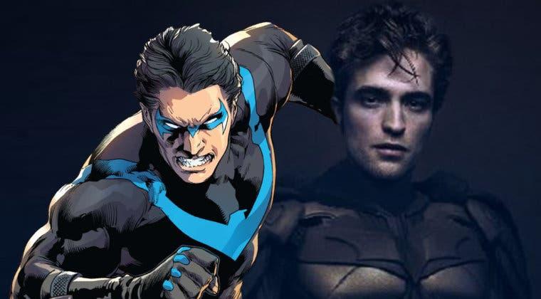 Imagen de Nightwing podría aparecer en The Batman con una historia de orígenes