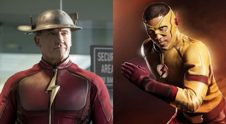 Imagen de Kid Flash y Jay Garrick volverán en la sexta temporada de The Flash