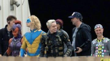 Imagen de The Suicide Squad: primeras imágenes de Javelin, Blackguard y otros personajes