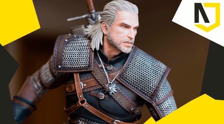 Imagen de The Witcher 3 nos deja una increíble figura de Geralt creada por Prime 1 que analizamos en vídeo