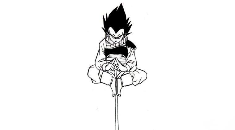 Imagen de Primera imagen de Vegeta con el traje de Yardrat en el manga de Dragon Ball Super