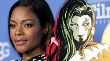 Imagen de Naomie Harris sobrevuela el papel de Shriek para Venom 2