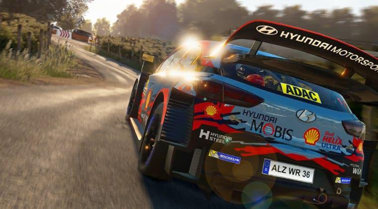 Imagen de WRC 8 llevará el rally a Nintendo Switch el mes que viene