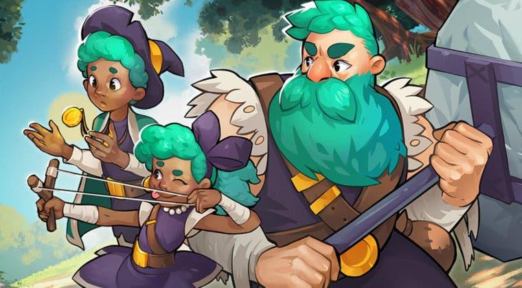 Imagen de Chucklefish anuncia Double Trouble: un nuevo contenido descargable para Wargroove