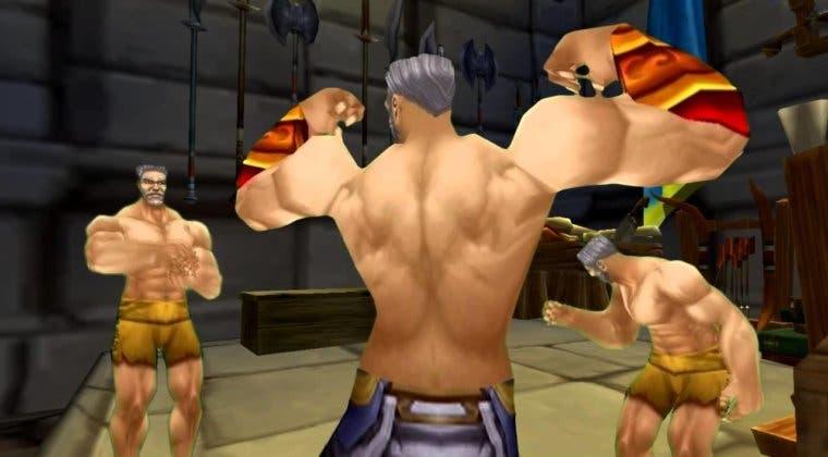 Imagen de World of Warcraft Classic forzó el cambio de nombre de un clan llamado 'Gay Boys'