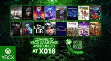Imagen de Microsoft detalla el proceso de selección para los juegos del Xbox Game Pass