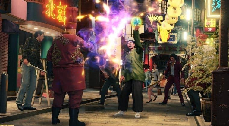 Imagen de Yakuza: Like a Dragon sigue detallando sus distintos roles de combate