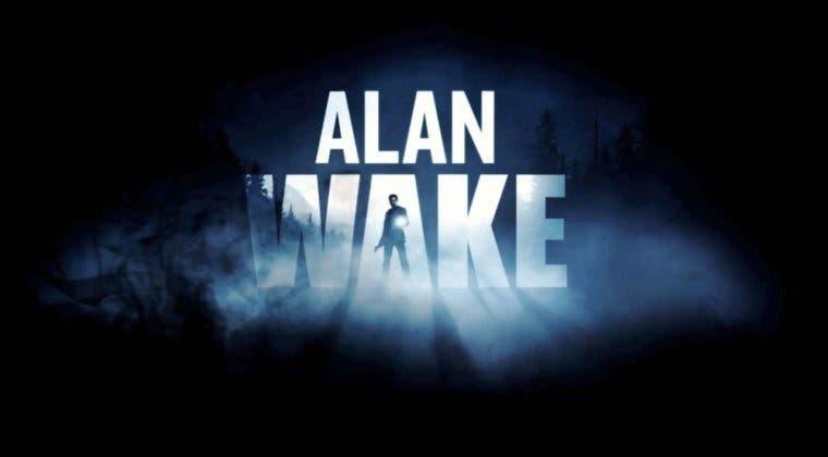 Imagen de Así luce el remake de Alan Wake realizado por un fan