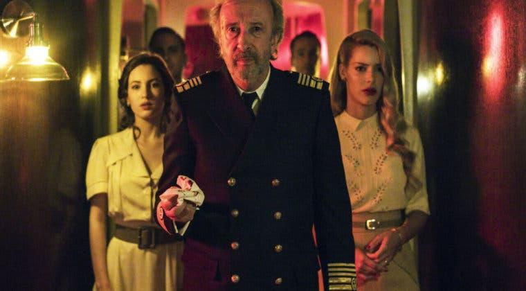 Imagen de Ya disponible la temporada 3 de Alta Mar en Netflix