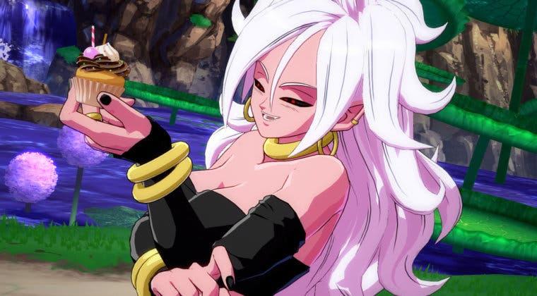 Imagen de Así es el Androide 21 en sus primeras imágenes de Dragon Ball Xenoverse 2