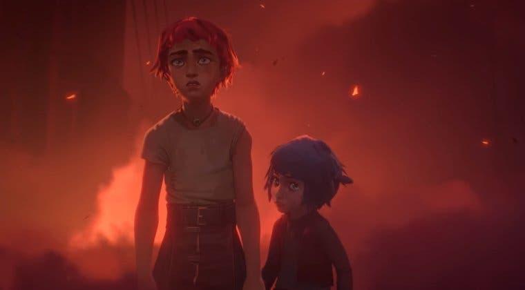 Imagen de Así es Arcane, la serie animada de League of Legends que explorará parte de su lore