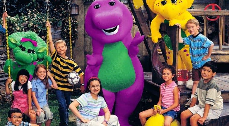 Imagen de Mattel prepara un live-action de Barney el Dinosaurio