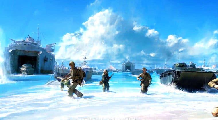 Imagen de Battlefield V se muestra en el primer tráiler de Guerra en el Pacífico