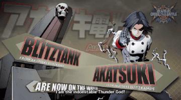 Imagen de BlazBlue: Cross Tag Battle presenta al personaje DLC Blitztank en un nuevo tráiler