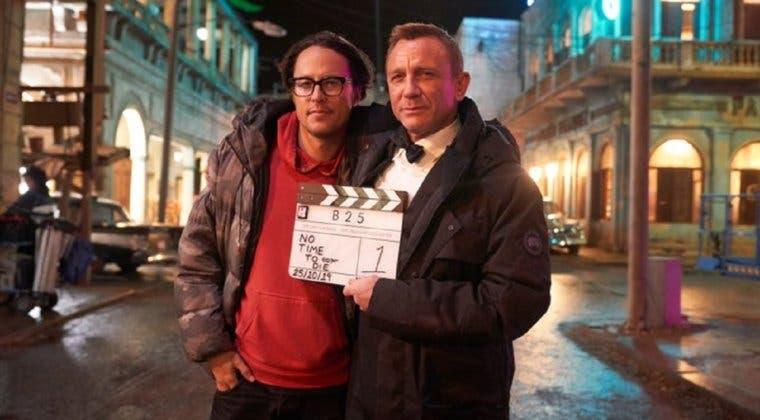 Imagen de Finalizado el rodaje de 007: Sin tiempo para morir