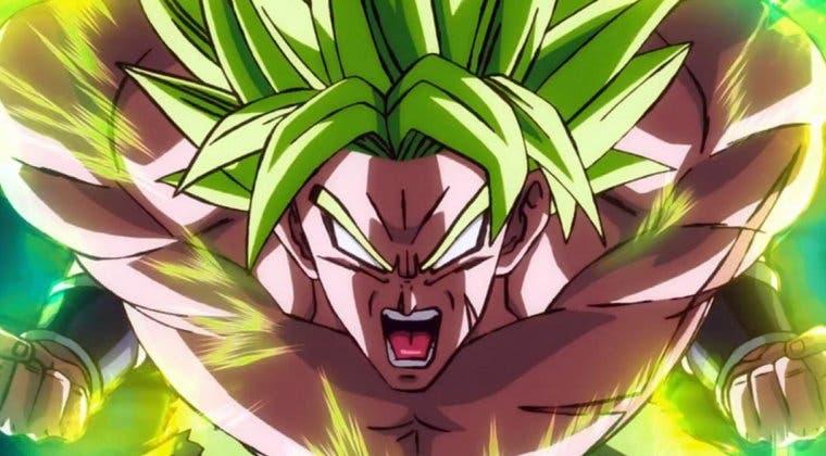 Imagen de Impresionante figura de Dragon Ball Super: Broly