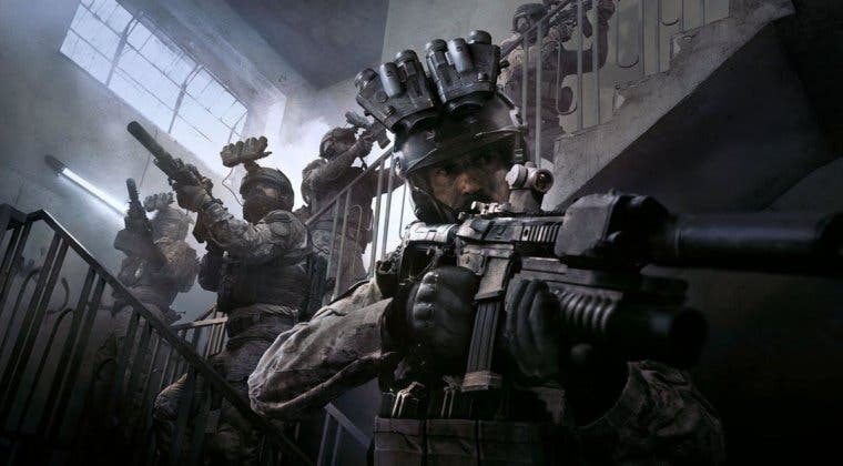 Imagen de Disponible la actualización 1.05 para Call of Duty: Modern Warfare