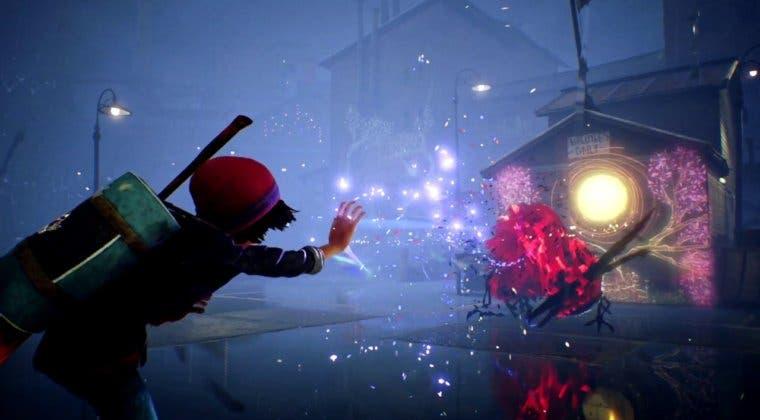 Imagen de Concrete Genie llega hoy al mercado y se muestra en un nuevo gameplay