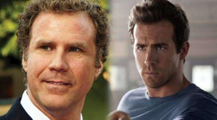 Imagen de Apple se queda con el Cuento de Navidad de Ryan Reynolds y Will Ferrell