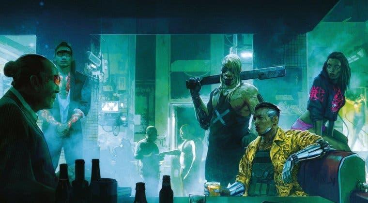 Imagen de Así será la guía de estrategia oficial de Cyberpunk 2077