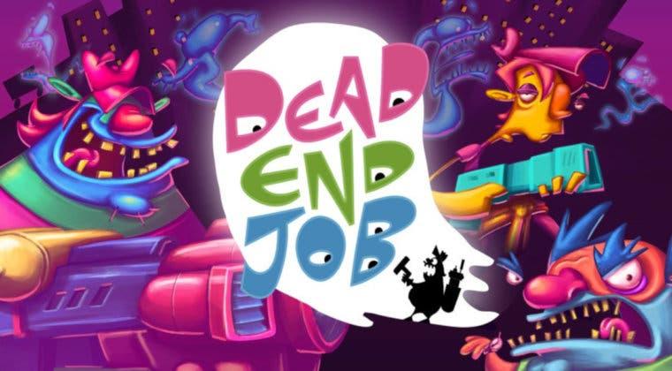 Imagen de Dead End Job confirma fecha de lanzamiento en consolas y PC y presenta nuevo tráiler