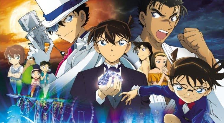 Imagen de La próxima película de Detective Conan ya tiene fecha de estreno en España