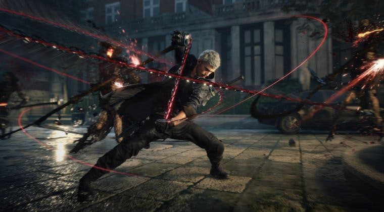 Imagen de Devil May Cry 5 Special Edition tendrá varias opciones de resolución, frame rate y ray tracing