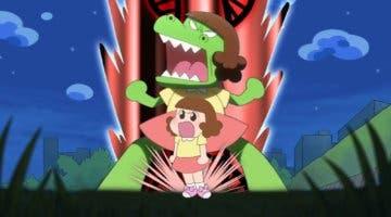 Imagen de Dino Girl Gauko, sucesor espiritual de Shin-Chan, se estrenará en noviembre en Netflix