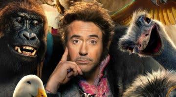 Imagen de De Eddie Murphy a Robert Downey Jr: así luce Iron Man en el reboot de Dolittle