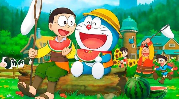 Imagen de Nuevos detalles de Doraemon: Nobita's New Dinosaur para Nintendo Switch