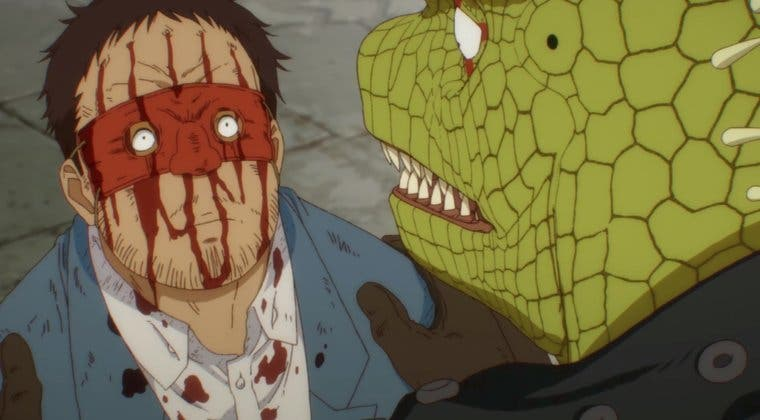 Imagen de Dorohedoro: primer tráiler del anime, cast y diseños de personajes