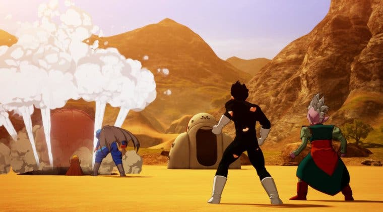 Imagen de Dragon Ball Z: Kakarot luce el despertar de Buu en nuevas imágenes