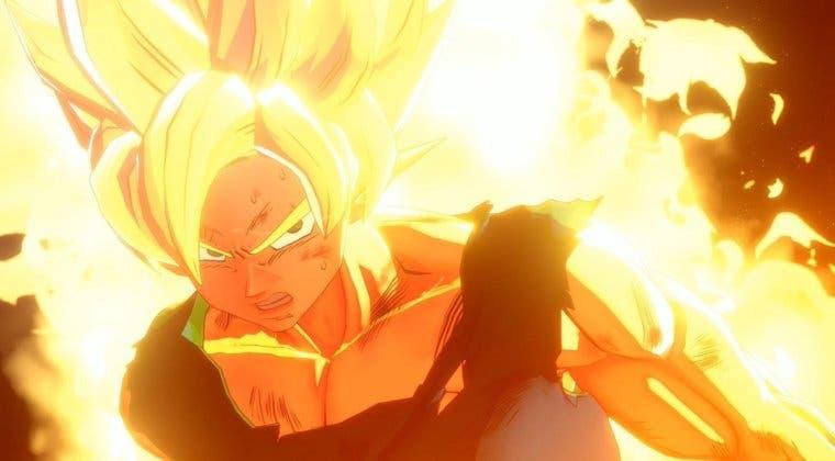 Imagen de Dragon Ball Z: Kakarot permitirá transformarse en pleno combate