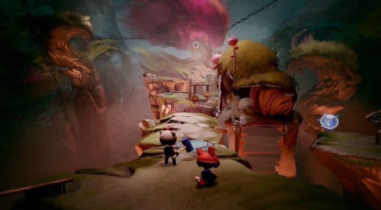 Imagen de Media Molecule nos guía en los primeros pasos de Dreams a través de video-tutoriales