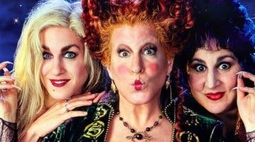 Imagen de El reparto original de El retorno de las brujas querría volver a la nueva película