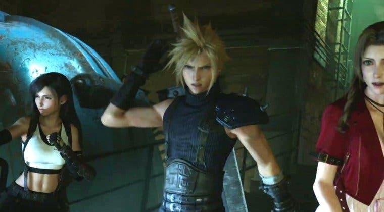 Imagen de Final Fantasy VII Remake se deja ver en una nueva imagen