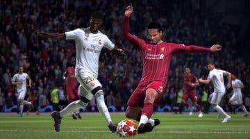 Imagen de FIFA 20 para PS4, en descuento con un precio increíble