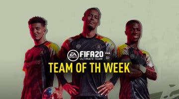 Imagen de Este es el TOTW 10 de FIFA 20 Ultimate Team