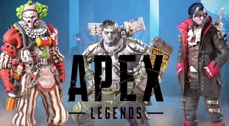 Imagen de Apex Legends nos deja con su tráiler para el evento de Halloween 'Fight or Fright'