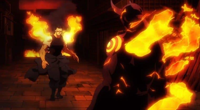Imagen de Horario y dónde ver online el episodio 1×13 de Fire Force