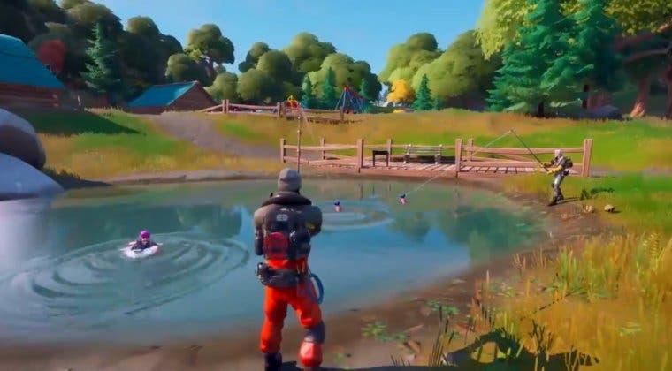 Imagen de Fortnite: Filtrado el tráiler del pase de batalla 1 para el capítulo 2