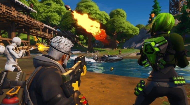 Imagen de El truco de Epic Games para que ganes tu primera partida en Fortnite Capítulo 2