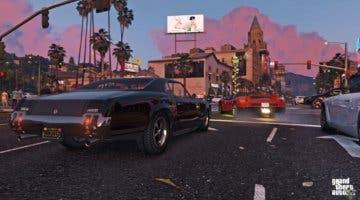 Imagen de Un fan decide conducir alrededor del mapa de GTA V hasta la salida de GTA VI