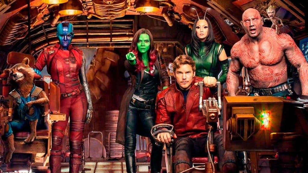 Guardianes de la Galaxia, James Gunn
