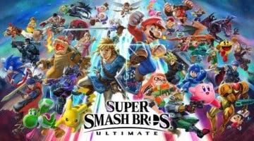 Imagen de Super Smash Bros. Ultimate estará presente en el  EVO Japan 2020