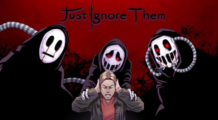 Imagen de Just Ignore Them estrena tráiler de lanzamiento