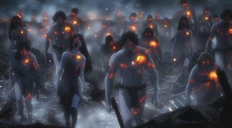 Imagen de 5 animes de zombies para ver en Halloween 2019