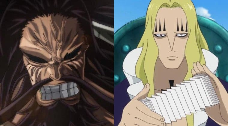 Imagen de One Piece: Pirate Warriors 4 introduce a Kaido y Basil Hawkins