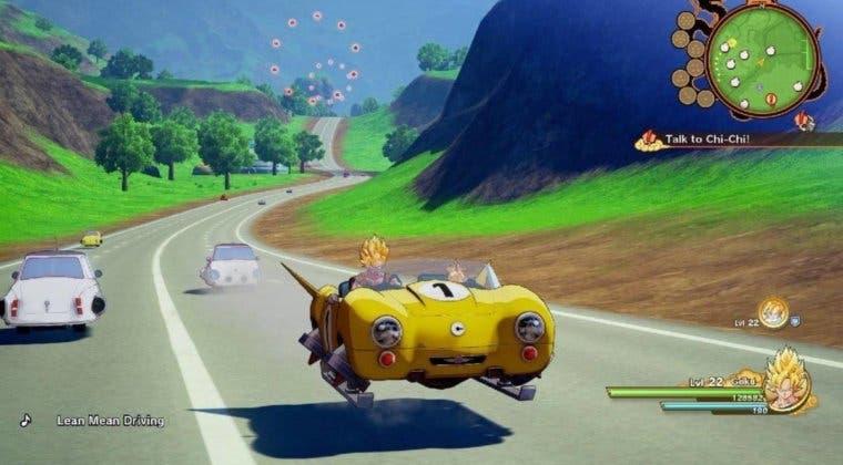 Imagen de Dragon Ball Z: Kakarot da nuevos detalles de sus vehículos